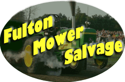 Used John Deere Mower Parts – UsedJDmowerParts.com